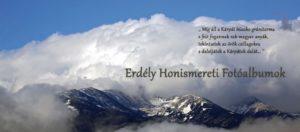 Felhőben a Retyezát csúcsai