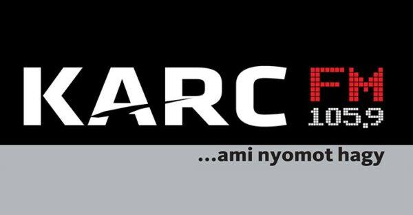Karc FM logó