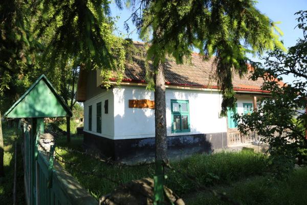 Sütő András szülőháza, ma Emlékház