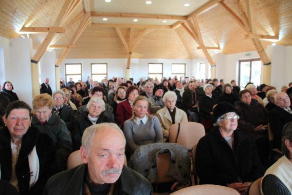A református gyülekezet