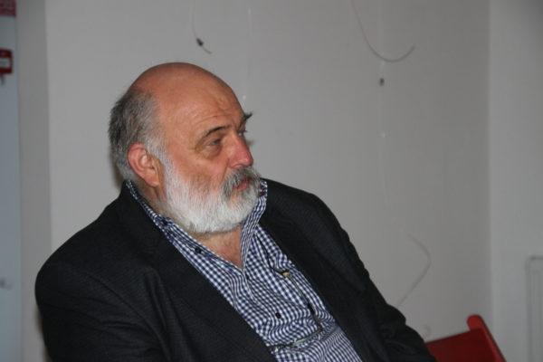 Vécsi Nagy Zoltán, a házigazda