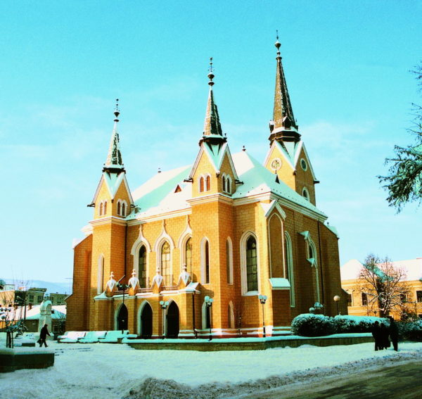 Máramarossziget - református templom