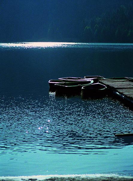 Tél a havason, a Szent Anna-tó