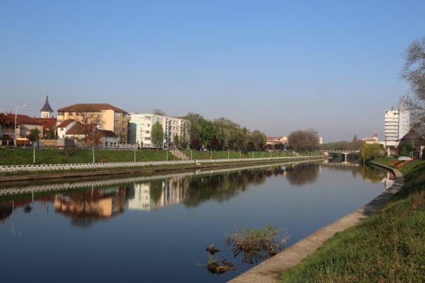 Nagyvárad - Sebes-Körös a Kolozsvári út mentén