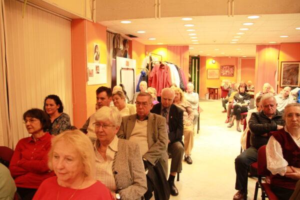 Száz év Trianon árnyékában – Könyvbemutató – Budapest, Polgári Szalon - A közönség