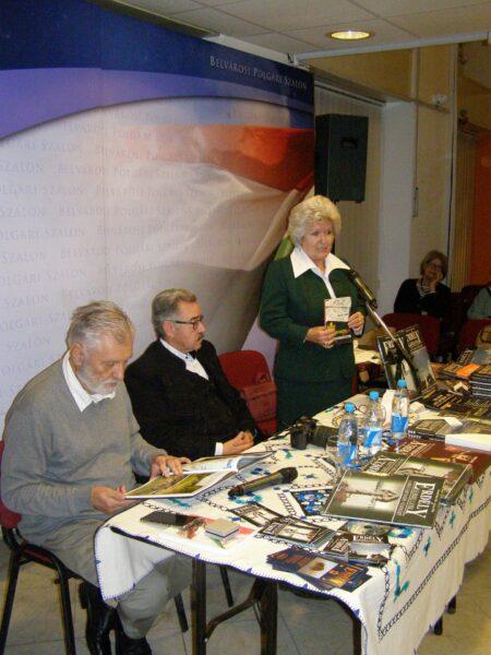Száz év Trianon árnyékában - Könyvbemutató - Budapest, Polgári Szalon