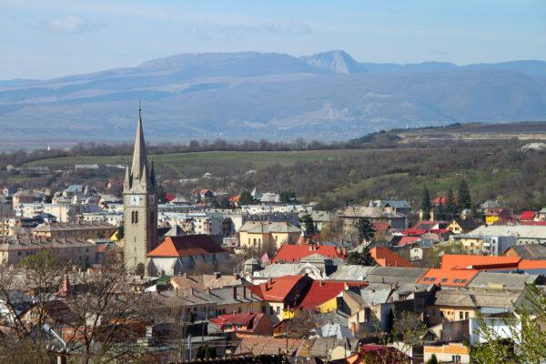 Torda városa