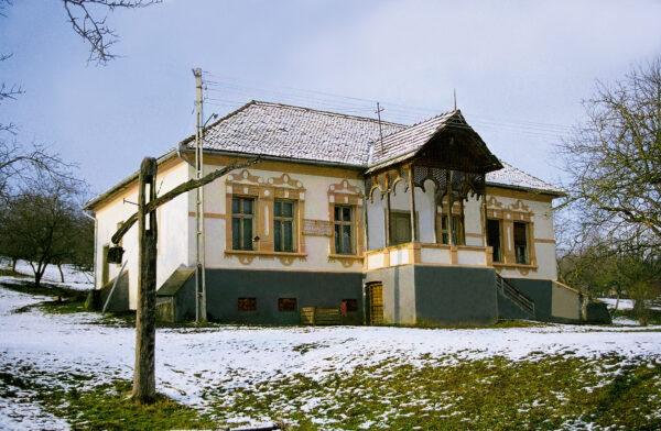 Az egykori Orbán-kúria, Székelylengyelfalva