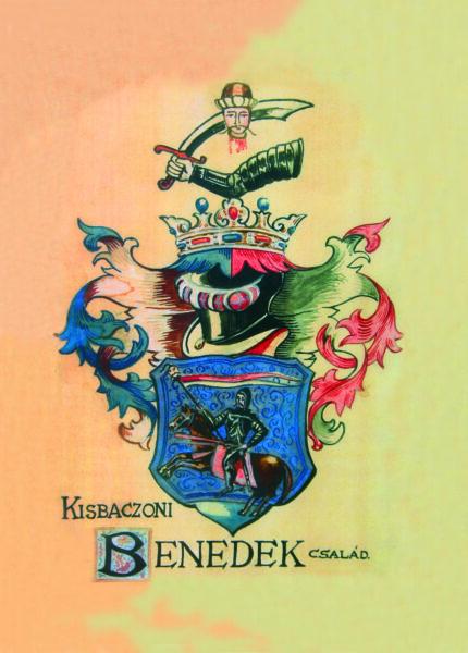 A Benedek-család címere