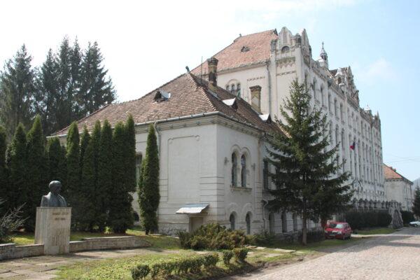 A Katolikus Főgimnázium, Székelyudvarhely - Ma Tamási Áron Líceum
