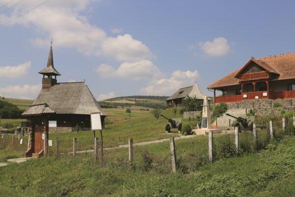 A román gyűlölet múzeuma, Omboztelke