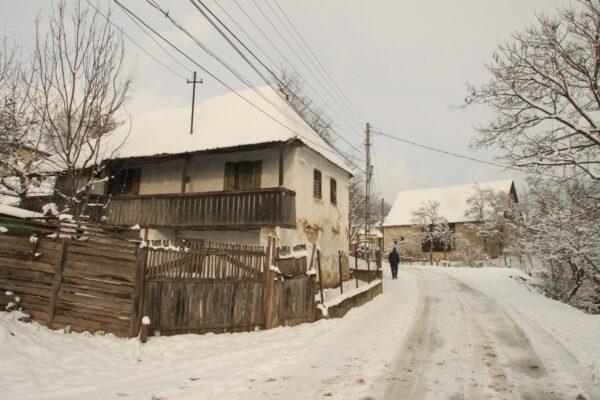 Nagygalambfalva, falurészlet
