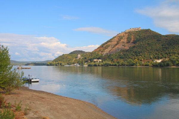 A Duna-kanyar, Visegrád, Fellegvár