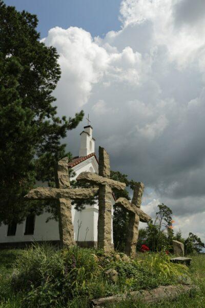 A Székely kálvária utolsó stációja: az Ugron-Lázár kápolna