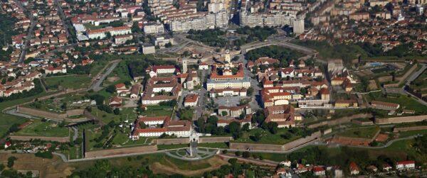 Gyulafehérvár, a püspökség a várban