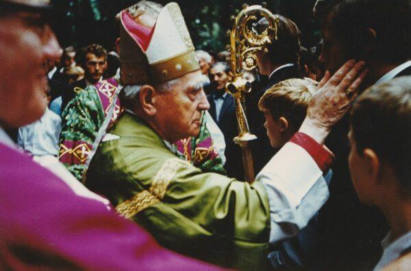 Márton Áron bérmaúton, 1969