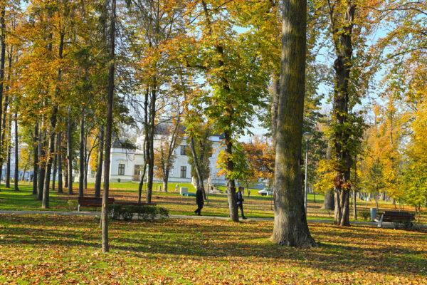 Kolozsvár, Sétatér. A Psalmus Hungaricus születésének helyszíne