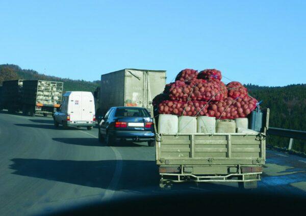 Cserekereskedelem - pityókát moldvai borra