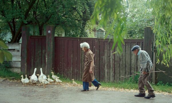 A fiatalság elment - öregszik a falu