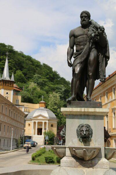 A Herkules-szobor