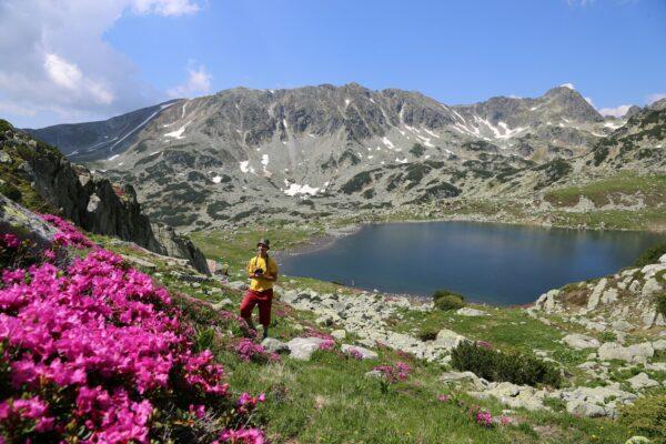 A Bucura-tó, Románia legnagyobb tengerszeme