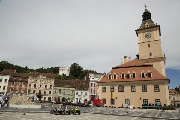 A régi polgármesteri hivatal, ma múzeum