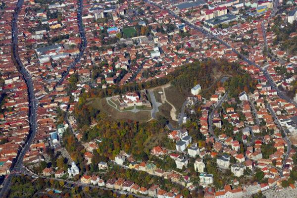 A Fellegvár és környéke