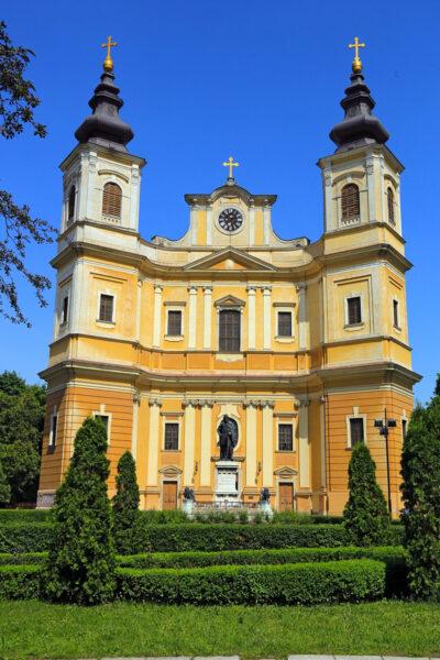 II. János Pál pápa 1992-ben bazilica minor rangra emelte a templomot