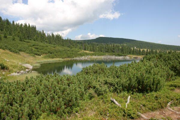 A Jézer-tó