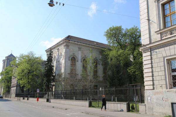 A Premontrei Főgimnázium és Jogakadémia. 1920 után a Jogakadémiát Kolozsvárra helyezték át.