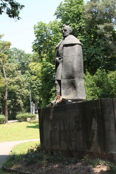 Bethlen Gábor szobra