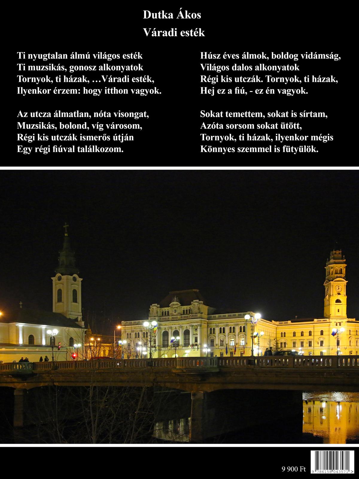 Nagyvárad − A Partium fővárosa − A fotográfus szülővárosa