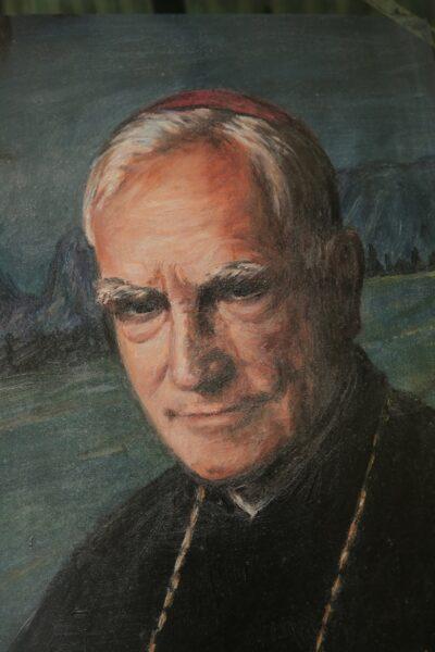 Márton Áron, az eskető főpap